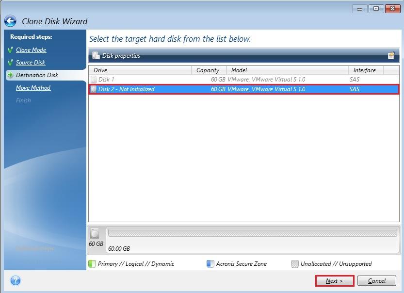 انتقال ویندوز از هارددیسک به SSD