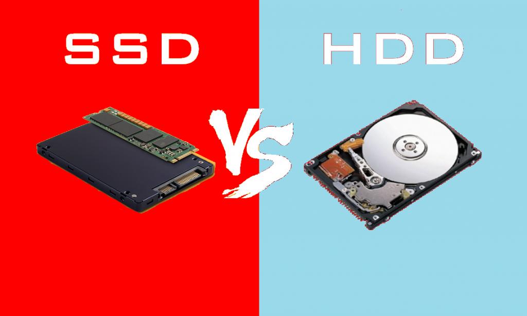 تفاوت هارد HDD با SSD