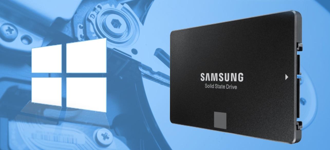 آموزش انتقال ویندوز از هارددیسک به SSD