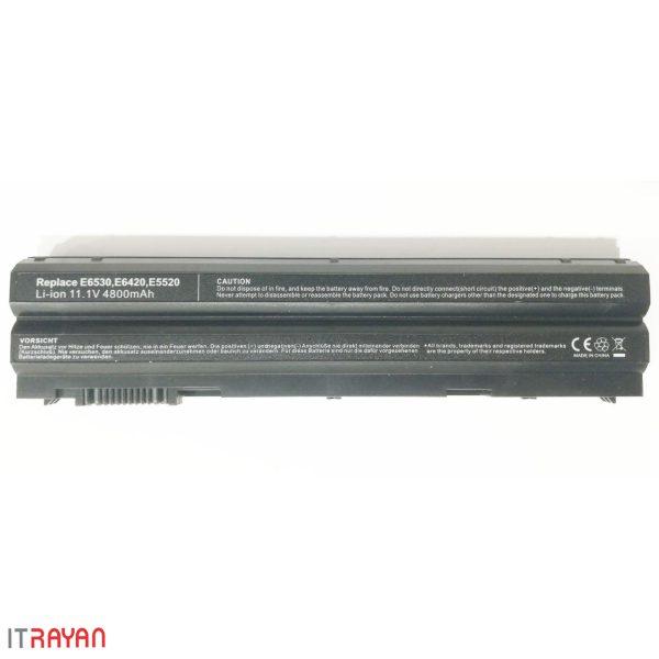 باتری لپتاپ دل Dell E6530 E6420 E5520