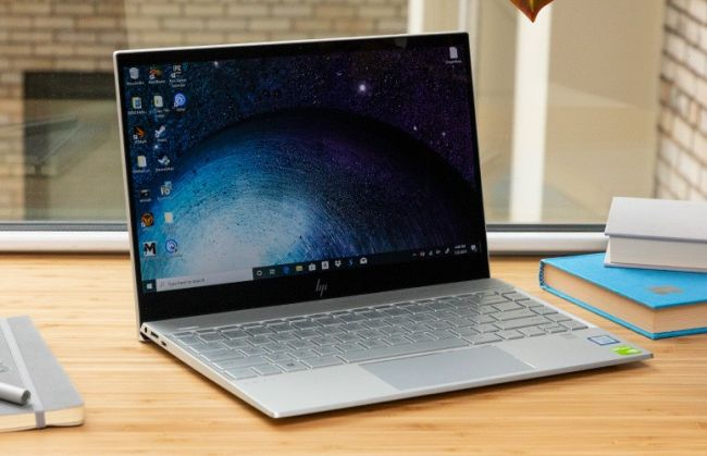 بهترین لپ تاپ های 2020 - لپ تاپ HP Envy 13t