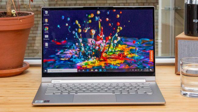 بررسی بهترین لپ تاپ های سال 2020 - لپ تاپ لنوو Lenovo Yoga C940