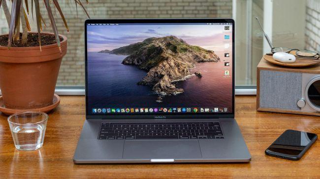بهترین لپ تاپ های سال 2020 - مک بوک پرو MacBook Pro 16-inch
