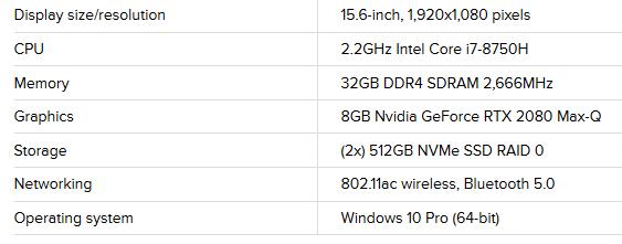 خرید لپ تاپ ایسر Acer Predator Triton 500