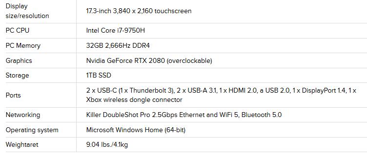 خرید لپ تاپ Acer Predator Triton 900