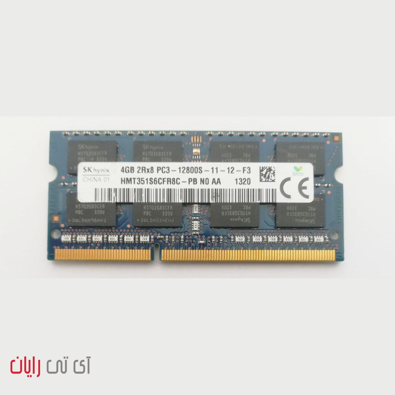 SK Hynix 4GB 2Rx8 PC3-12800S