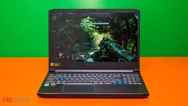 لپ تاپ ایسر Acer Predator Helios 300 - بهترین لپ تاپ های گیمینگ 2020