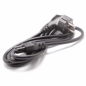 کابل برق شارژر لپ تاپ ۱٫۸ متری hp درجه یک