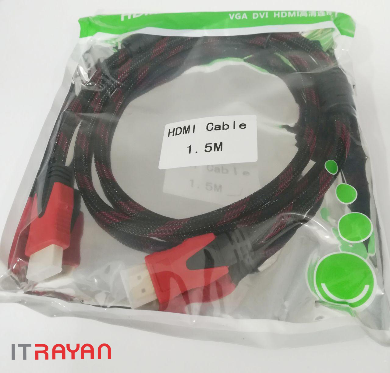 کابل HDMI ای نت 1.5 متری