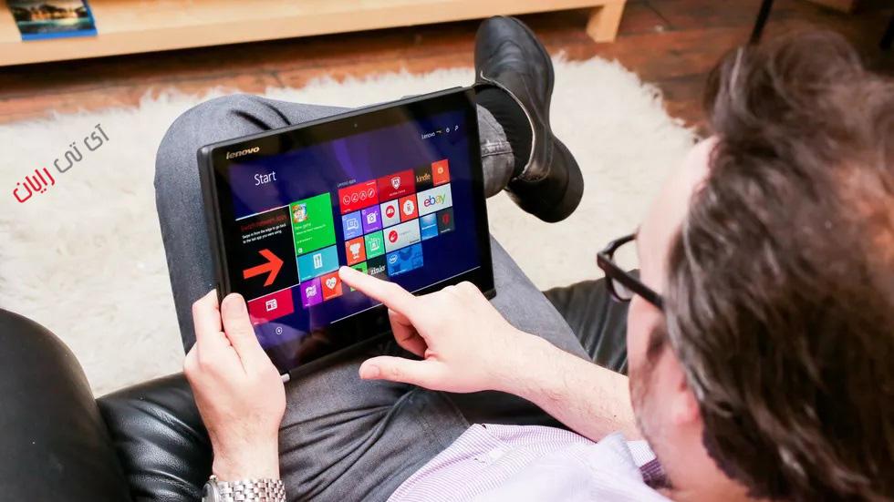 لپ تاپ یوگا Lenovo Yoga 2 13