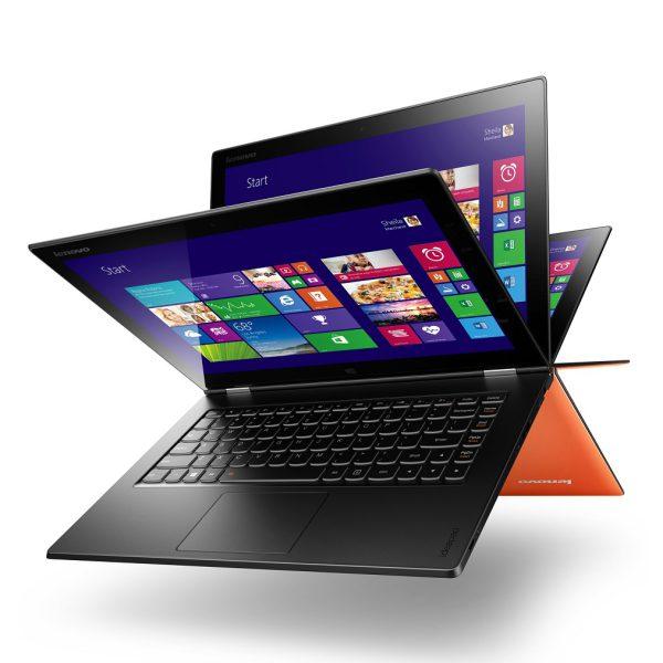لپ تاپ استوک لنوو Lenovo Yoga 2 13 core i5