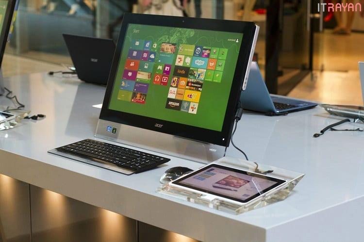 لپ تاپ های ایسر Acer