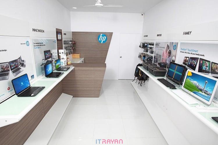 لپ تاپ های اچ پی HP
