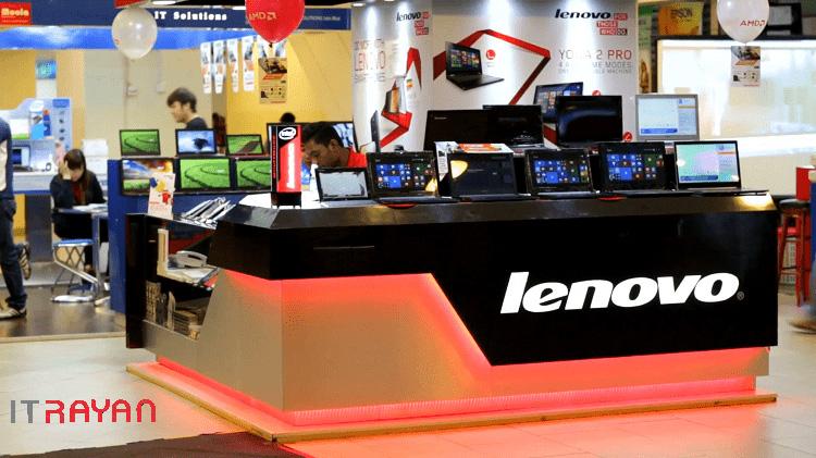 لپ تاپ های لنوو Lenovo