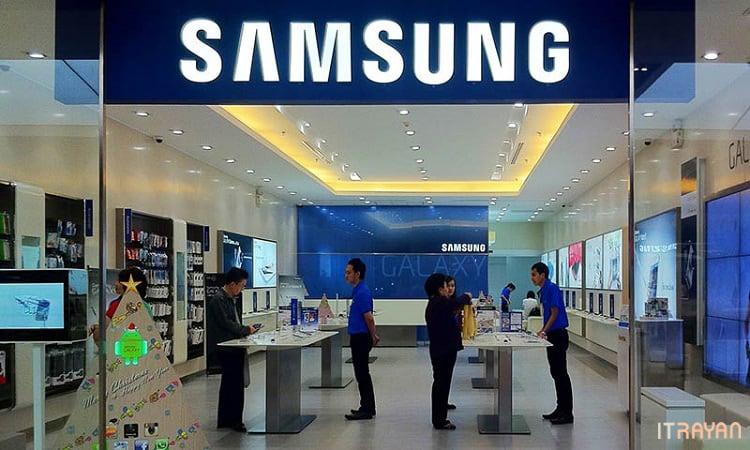 لپ تاپ های سامسونگ SAMSUNG