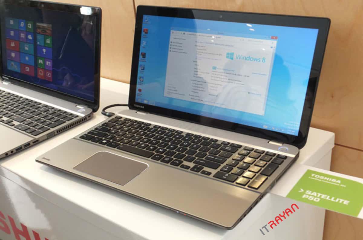 لپ تاپ های توشیبا Toshiba