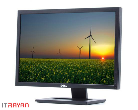 مانیتور استوک 22 اینچ دل مدل DELL E2210C واید اسکرین