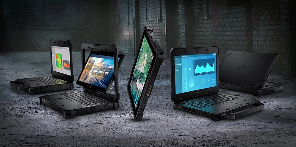 بهترین لپ تاپ های نظامی در سال 2020