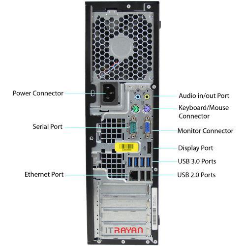 کیس استوک HP Compaq Pro 6300