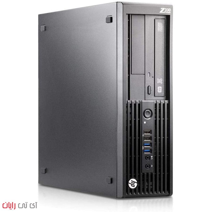 کیس استوک ورک استیشن HP Workstation Z230