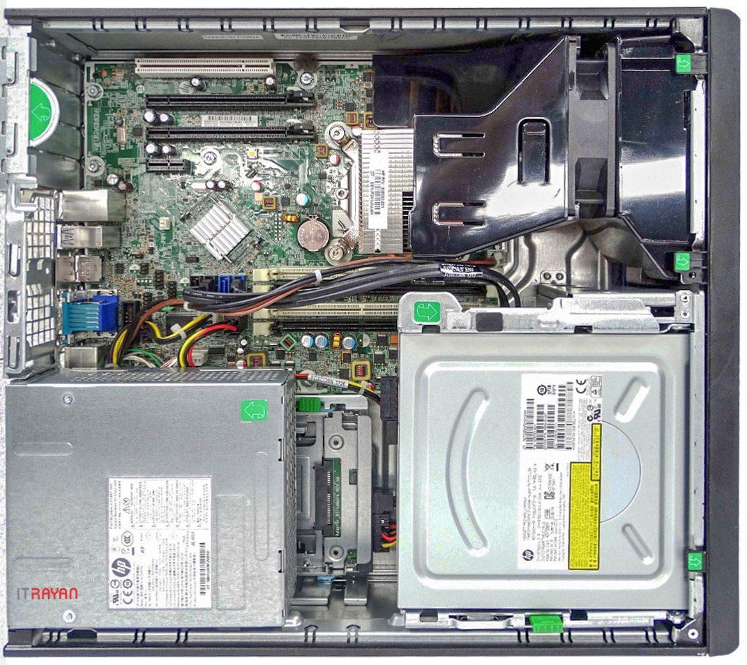 کیس ورک استیشن HP Workstation Z220