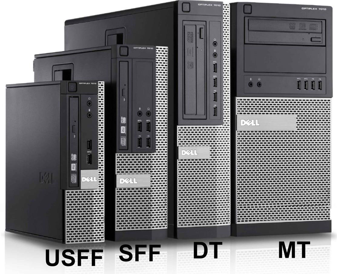 کیس دل DELL OptiPlex 7010 MT