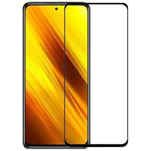 محافظ صفحه نمایش مناسب برای گوشی موبایل شیائومی Poco X3