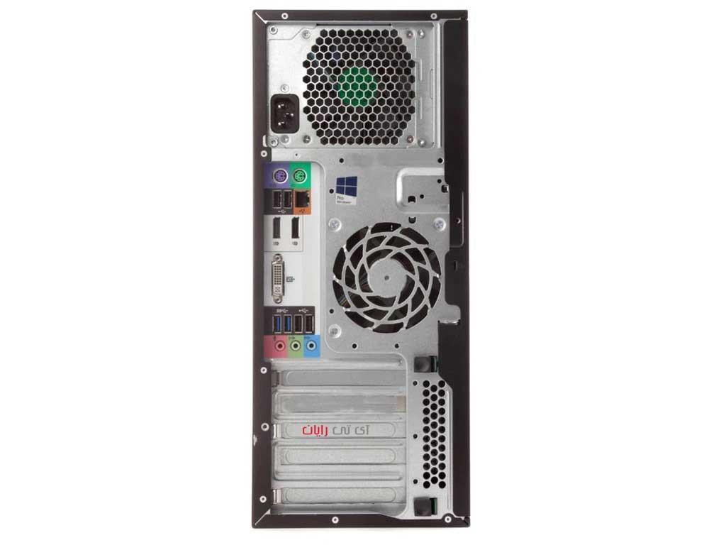 پورت های کیس ورک استیشن HP Workstation Z230 Tower