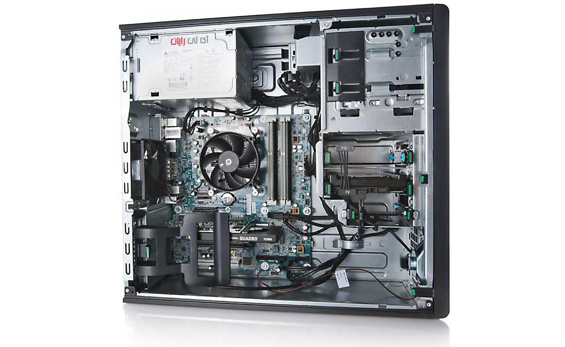 کیس استوک HP Workstation Z230 پردازنده Xeon