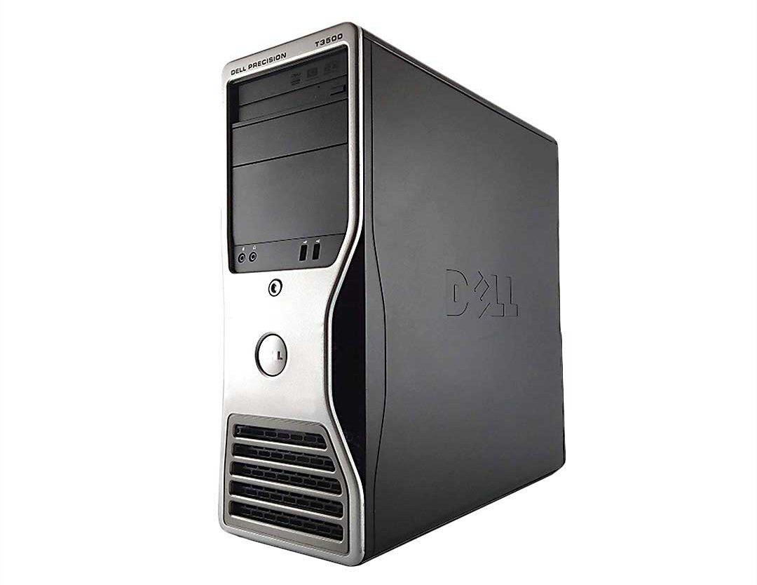 کیس پرسیشن دل Dell Precision T3500 پردازنده Xeon