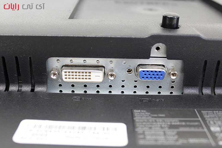 مانیتور استوک 20 اینچ دل مدل DELL E207WFPC